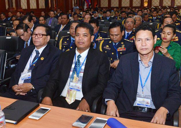 Réunion annuelle du ministère de l'Intérieur