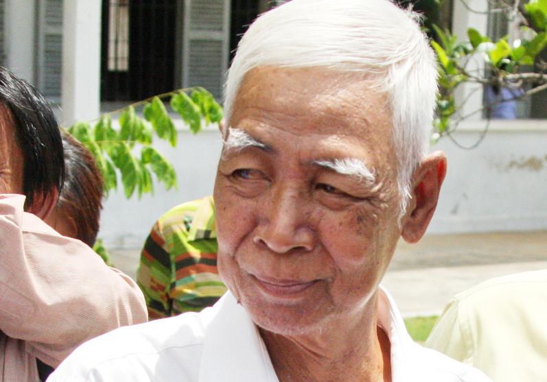 Vann Nath, Le peintre des Khmers rouges