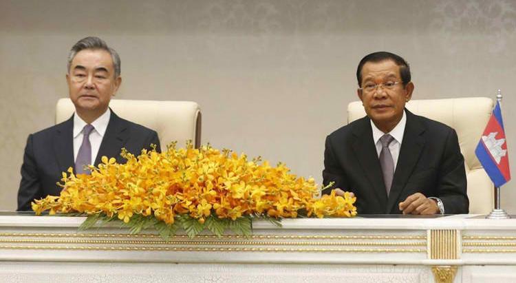 Économie & Cambodge : Le royaume signe un accord de libre-échange avec la Chine