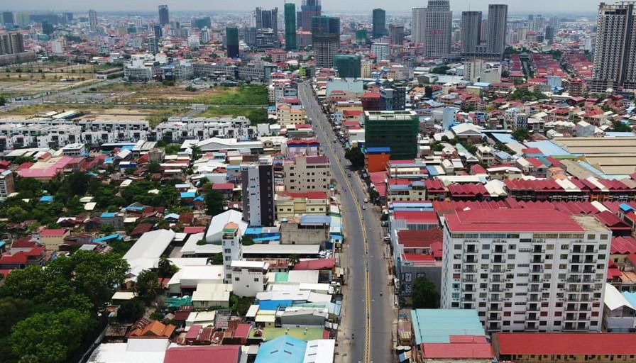 Phnom Penh : Le gouvernement décide de lever le verrouillage de Phnom Penh et de Takhmao