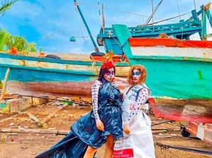 Arts & Initiative : L'aventure continue au centre des arts communautaires de Trey Koh - Fish Island