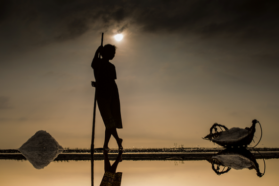Salines de Kampot par Aurélie