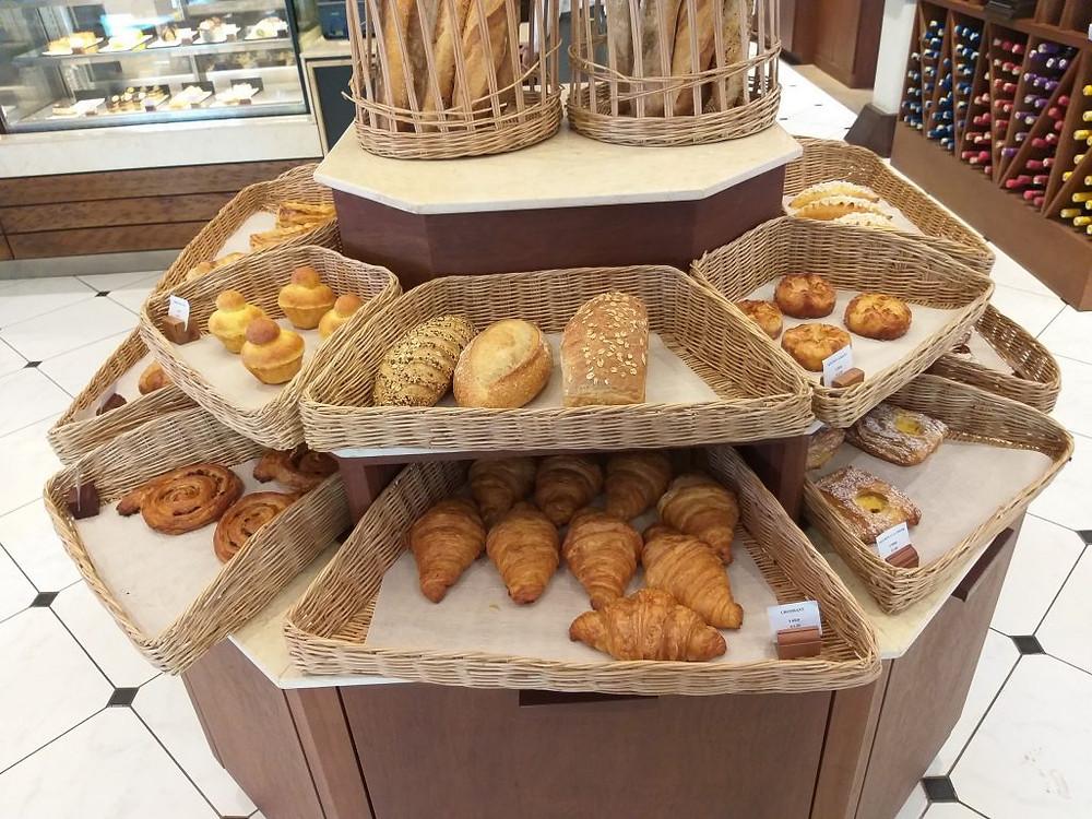Aperçu de l'offre boulangerie-viennoiseries