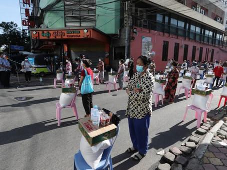 COVID-19 & Solidarité : L'ONG CARE soutient les groupes vulnérables au Cambodge