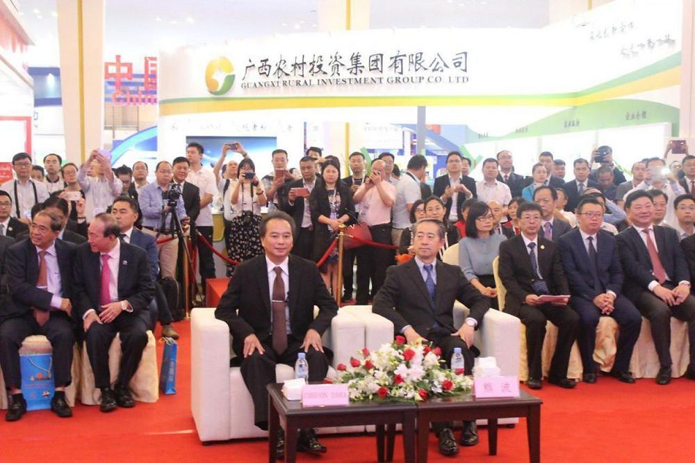 Le salon CAEXPO Cambodia est un forum destiné à promouvoir l'économie, le commerce, la politique, la diplomatie et la culture entre les deux pays