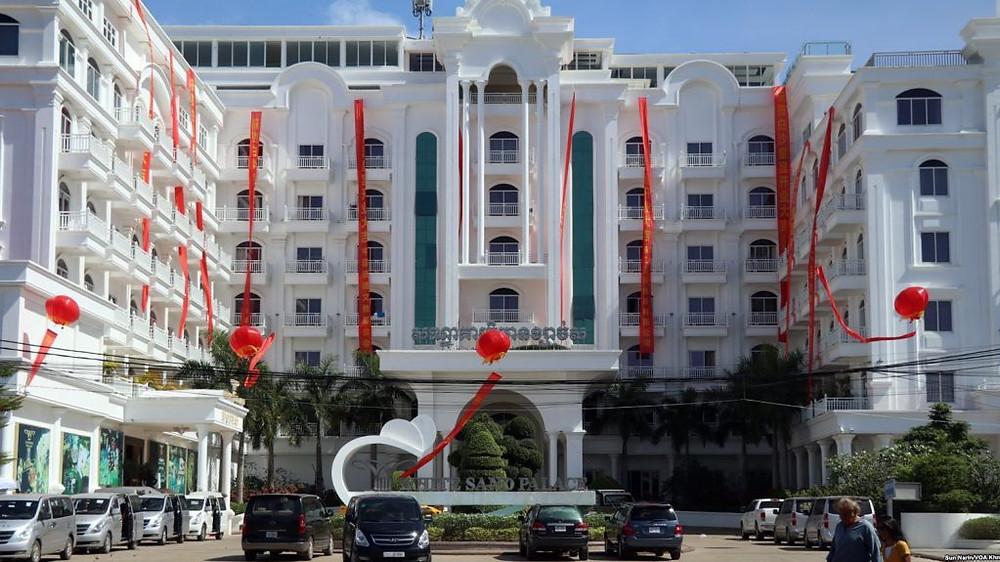 Le Palace White Sand à Sihanoukville
