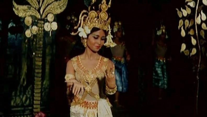la princesse Norodom Buppha Devi