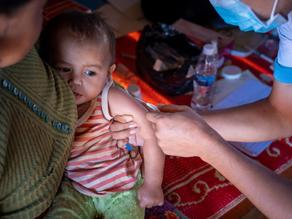 Cambodge & Santé : Assurer l'accès aux vaccinations de routine pour les enfants pendant la pandémie