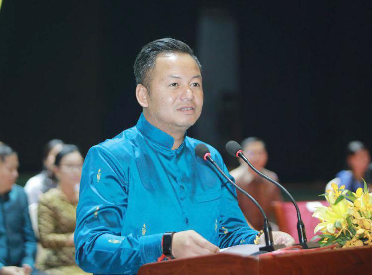 Tea Seiha, gouverneur de la province de Siem Reap