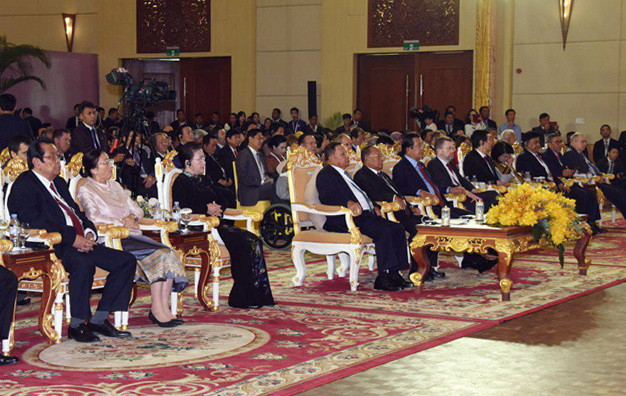 Inauguration de la 27ème réunion du Forum parlementaire Asie-Pacifique à Siem Reap