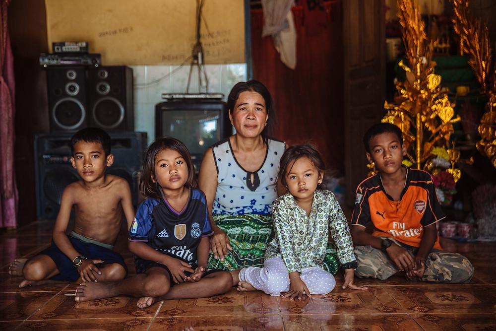 Le butdes migrants ? Trouver un travail pour faire vivre leur famille