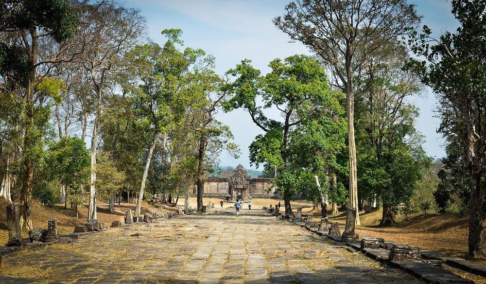 Preah Vihear. Photographie par chialinshih (cc)