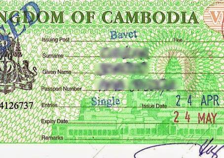 Visas et permis de travail…pas si vite