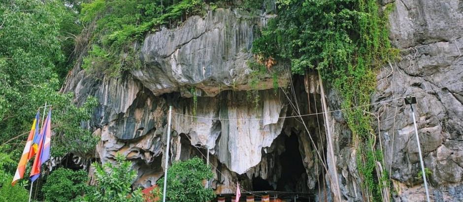 Cambodge & Environnement : La grotte de Luong à Kampot inscrite comme patrimoine naturel
