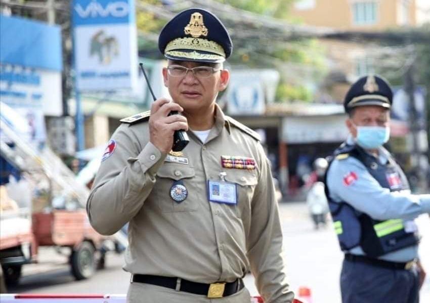 Les statistiques indiquent clairement que la criminalité a fortement baissé à Phnom Penh