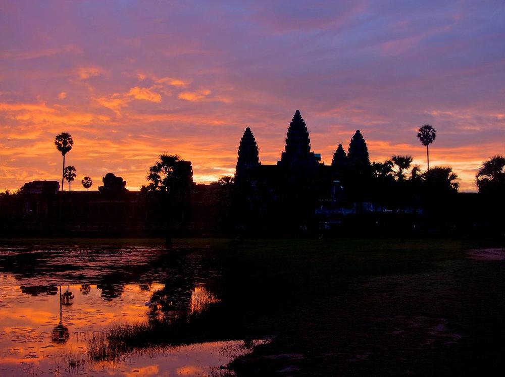 Angkor Wat - Photographie par Marina & Enrique (cc)Marina & Enrique