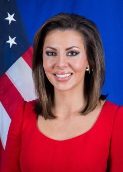 porte-parole du Département d'Etat américain, Morgan Ortagus