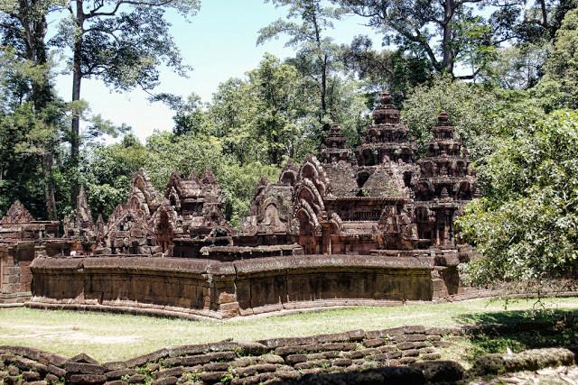 Banteay Srei par Miguel Vicente Martínez (CC)