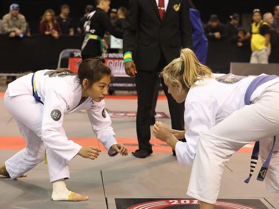 Khan Jessa, la championne cambodgienne de Jiu-Jitsu, vient de remporter deux médailles d'or aux Championnats du monde de Jiu-Jitsu