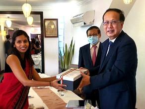 Commerce & Coopération : Le Cambodge et l'Inde s'engagent à stimuler le commerce bilatéral