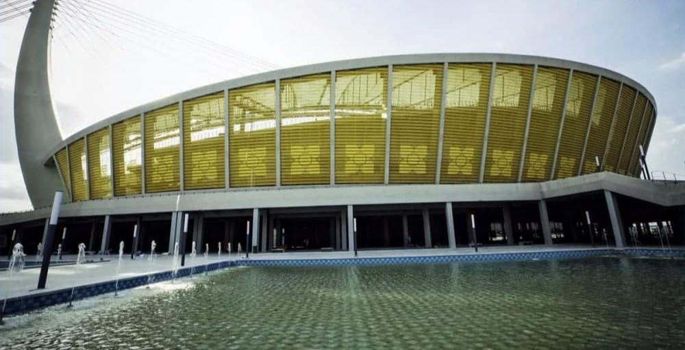 Le stade national Morodok Techo, financé par la Chine, est remis au Cambodge