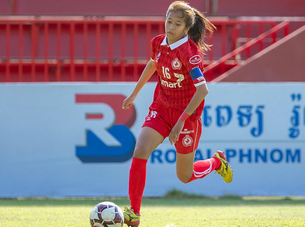 Photographie Phnom Penh Crown FC