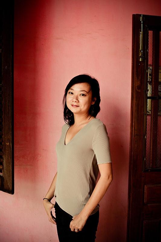Jessica Lim, directrice de l'Angkor Photo Festival