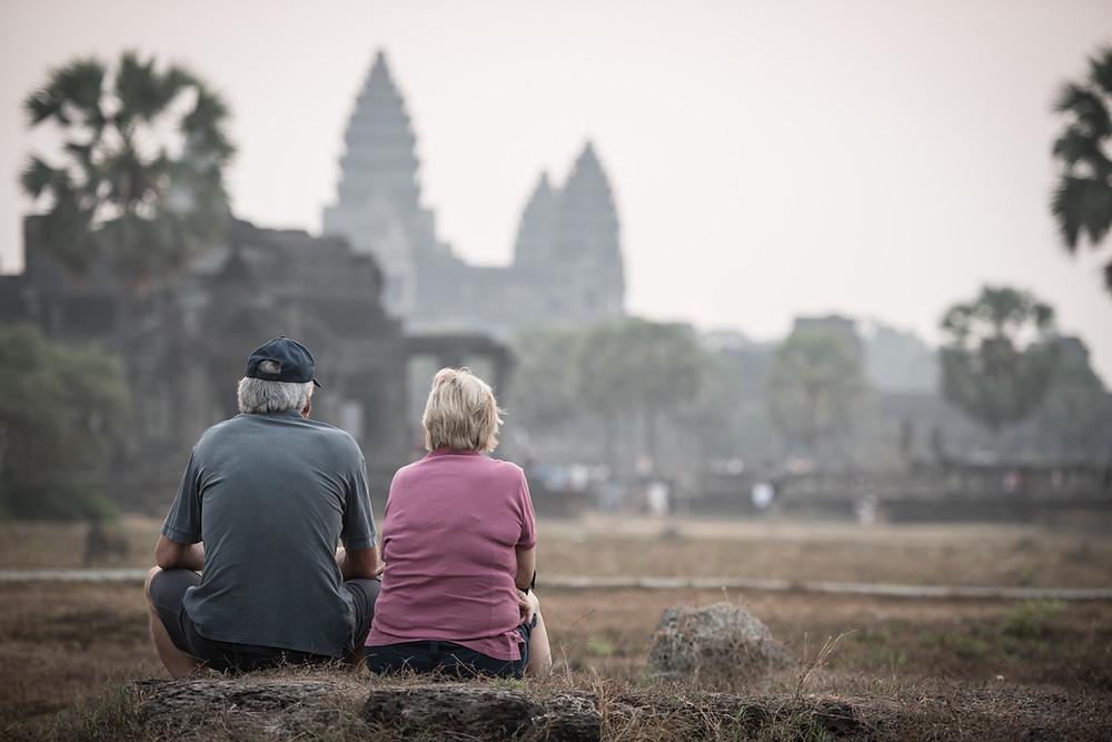 Le courage de venir au Cambodge durant la pandémie