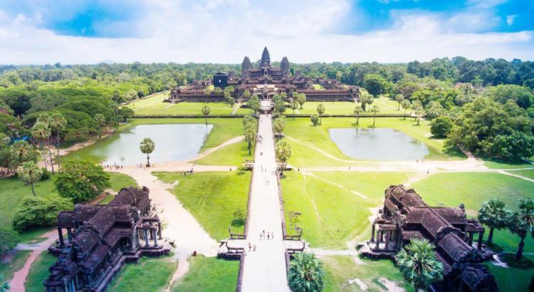 Angkor Wat. Photographie AKP