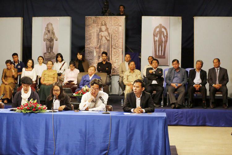 Le jury de DigiCon6 Cambodia