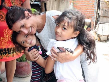 Cambodge & Parcours : Princesse Ermine Norodom et le dévouement sans faille auprès des démunis