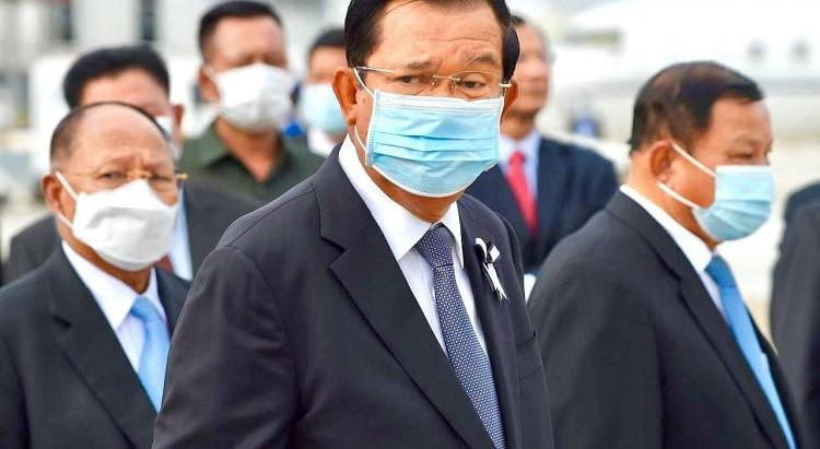 COVID 19 & Cambodge : Intervention rassurante du PM et tests en masse au ministère