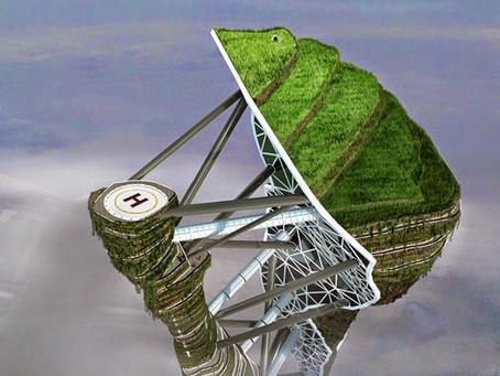 Asie demain, des rizières et de l'énergie nucléaire dans les gratte-ciels…