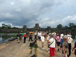 Tourisme : Angkor, grosse chute de fréquentation au premier semestre 2019