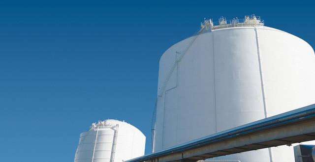 Projet de centrale électrique fonctionnant au gaz naturel liquéfié