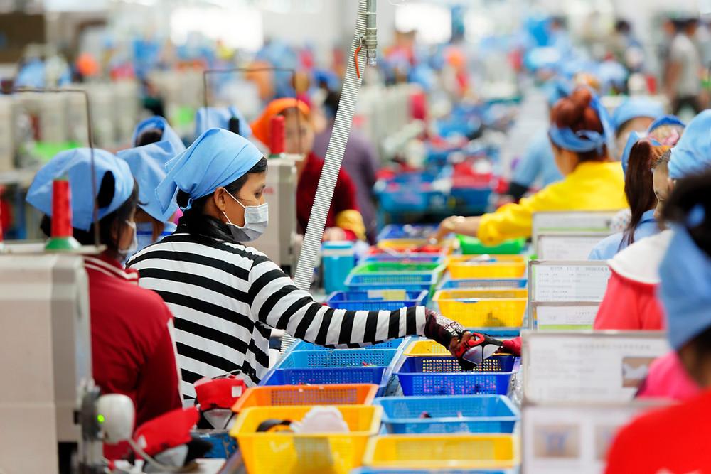 projet d'usine de vêtements de 5,7 millions de dollars américains à Kandal