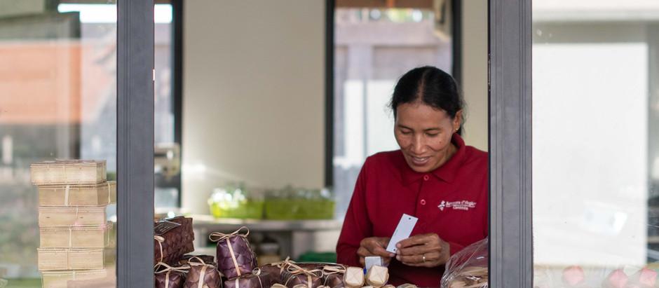 Made in Siem Reap Fair : Toutes les senteurs et saveurs du Cambodge