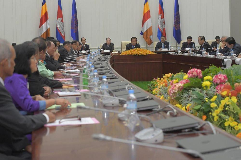 création du Conseil Suprême Consultatif pour les Intérêts Nationaux