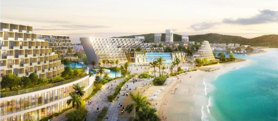 Tourisme : Méga projet de 16 milliards de dollars avec «Ream City»