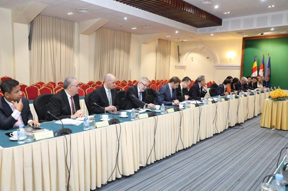 les représentants du conseil d'administration de la Banque mondiale