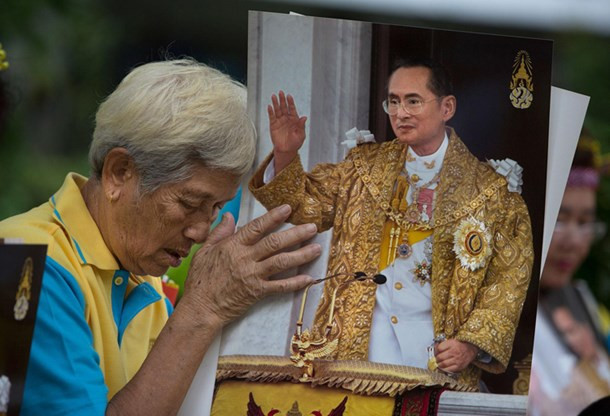 Thaïlande : Vives inquiétudes sur la santé du roi