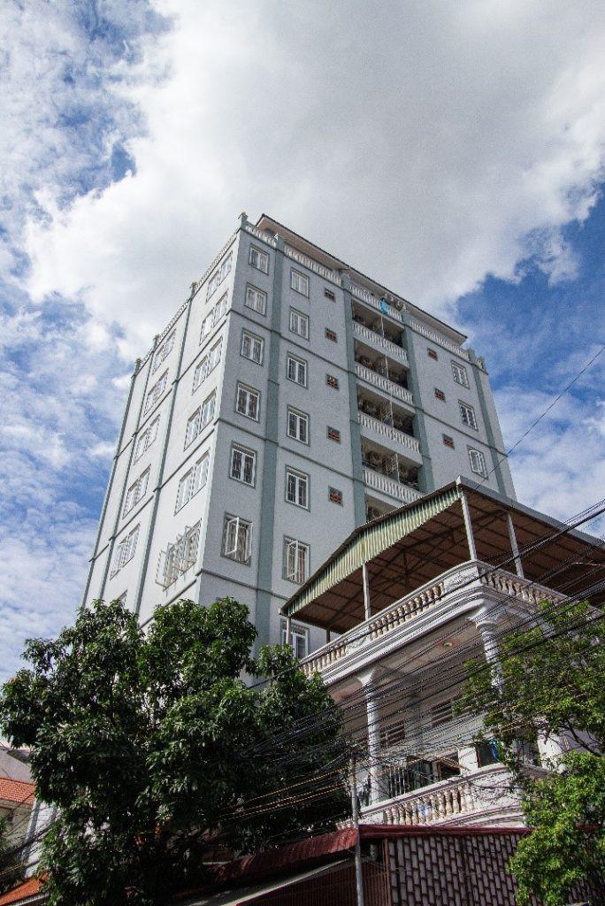 Immeuble à Tuol Tompoung