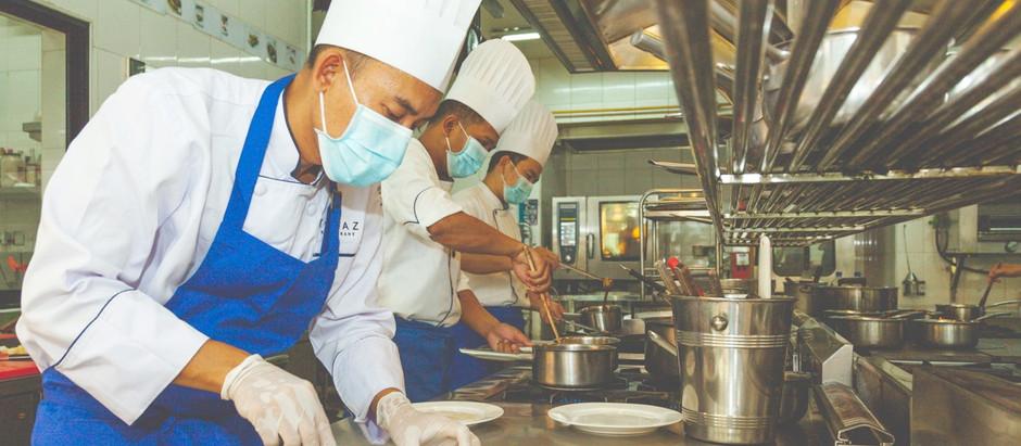 Cambodge & Gastronomie : Le meilleur de la cuisine française  sur place ou chez soi avec Topaz