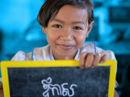 Cambodge & Éducation : Réinventer un monde post pandémique avec l'UNICEF