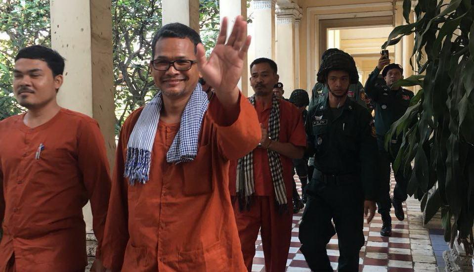 Meach Sovannara : La Cour d'appel confirme le verdict