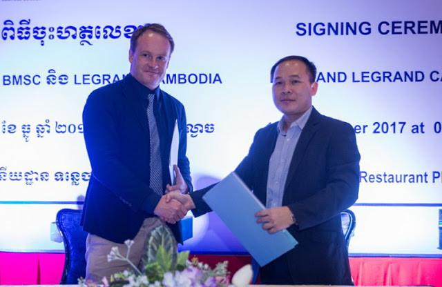 Legrand signe un accord de distribution avec BMSC pour ses onduleurs monophasés (UPS)