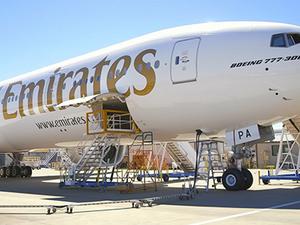Emirates utilise des Boeing 777-300ER