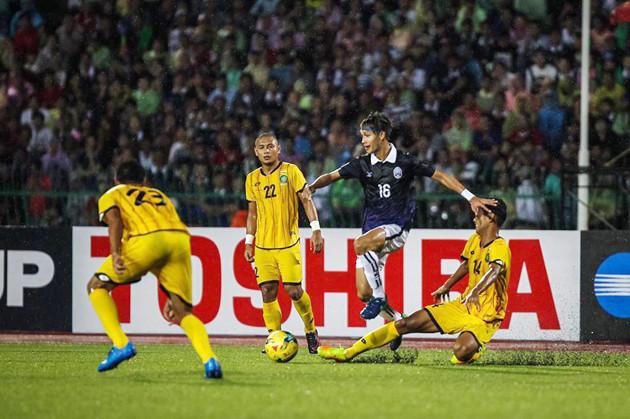 Coupe AFF Suzuki 2016 : Le Cambodge bat Timor Leste 3-2