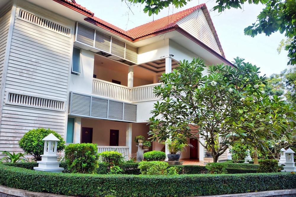 l'Independence Hotel de Sihanoukville, une rénovation ambitieuse