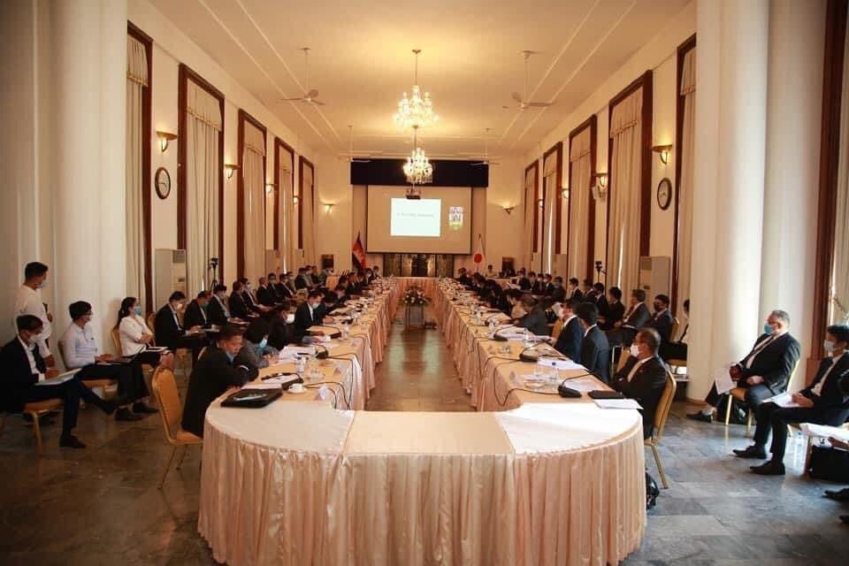 21e réunion du secteur public-privé Cambodge-Japon